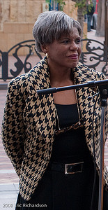 Rita Robinson, at her appointment to the Metro Board.  Photo: Eric Richardson/Flickr
