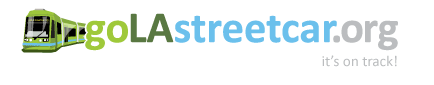 LA Streetcar has a fundraiser tonight.  Click here for more information.
