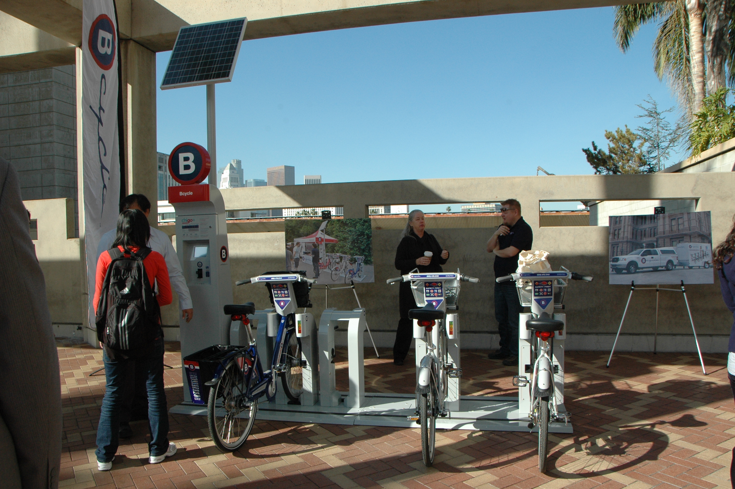Can You Take Bikes On The Metro County Wide Bike Share Metro