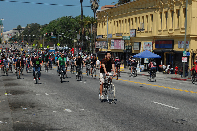 or like CicLAvia?