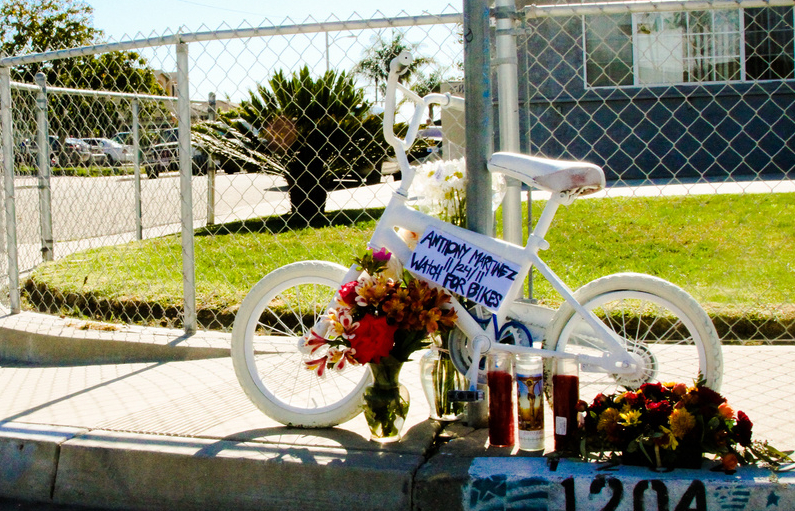 Long Beach: Bringing Ghost Bikes to Life