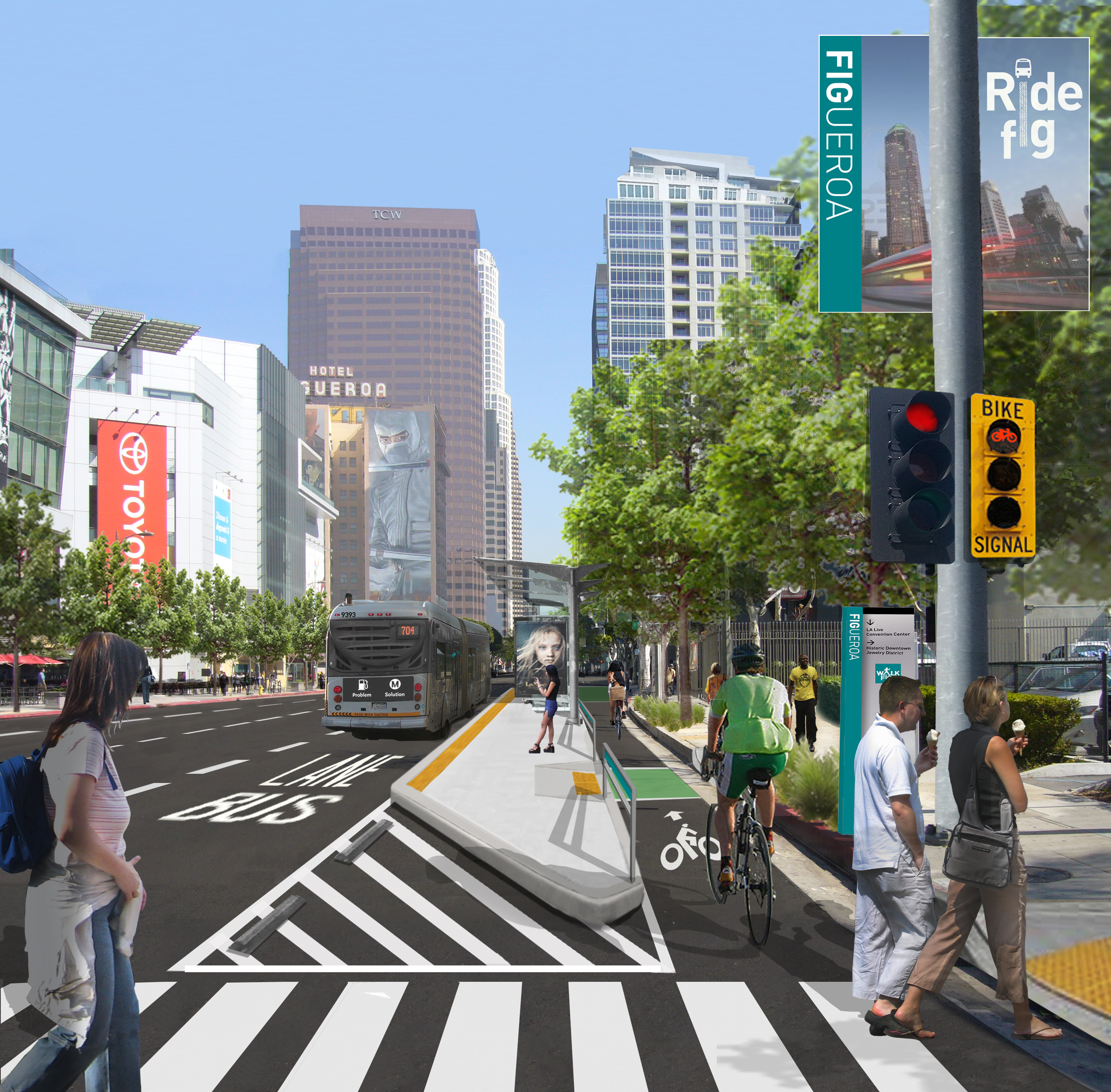 Myfigueroa Unveils New Designs Promises Cycletracks