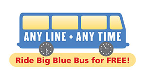 "Santa Monica College's ""Any Line Any Time"" Program with the Big Blue Bus is held up as a model for agencies and educational institutions."