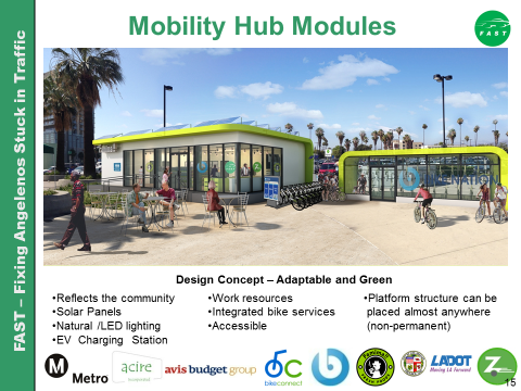 Hear the latest about Mobility Hubs on Saturday!