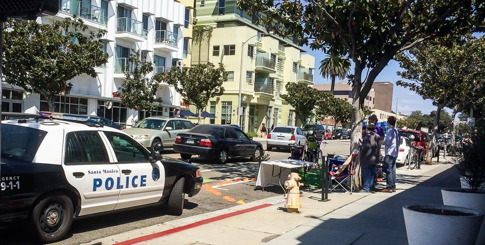 SMPD meets PDSM. Photo by Cynthia Rose