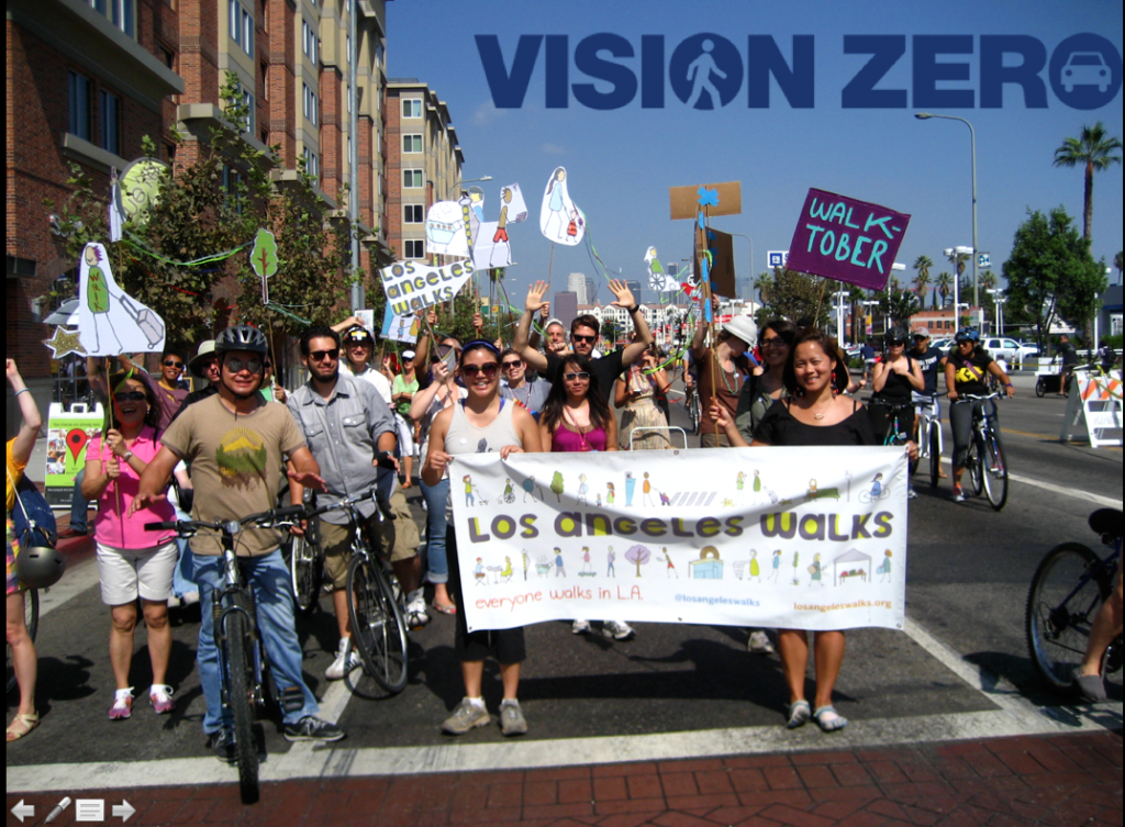 Vote to fund the Vision Zero campaign, ##http://myla2050live.maker.good.is/projects/Vision0/##here.##