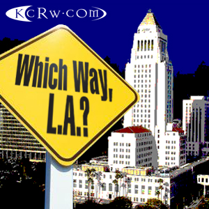 Tune in to Which Way L.A.? tonight for a discussion of L.A. newly approved Mobility Plan.