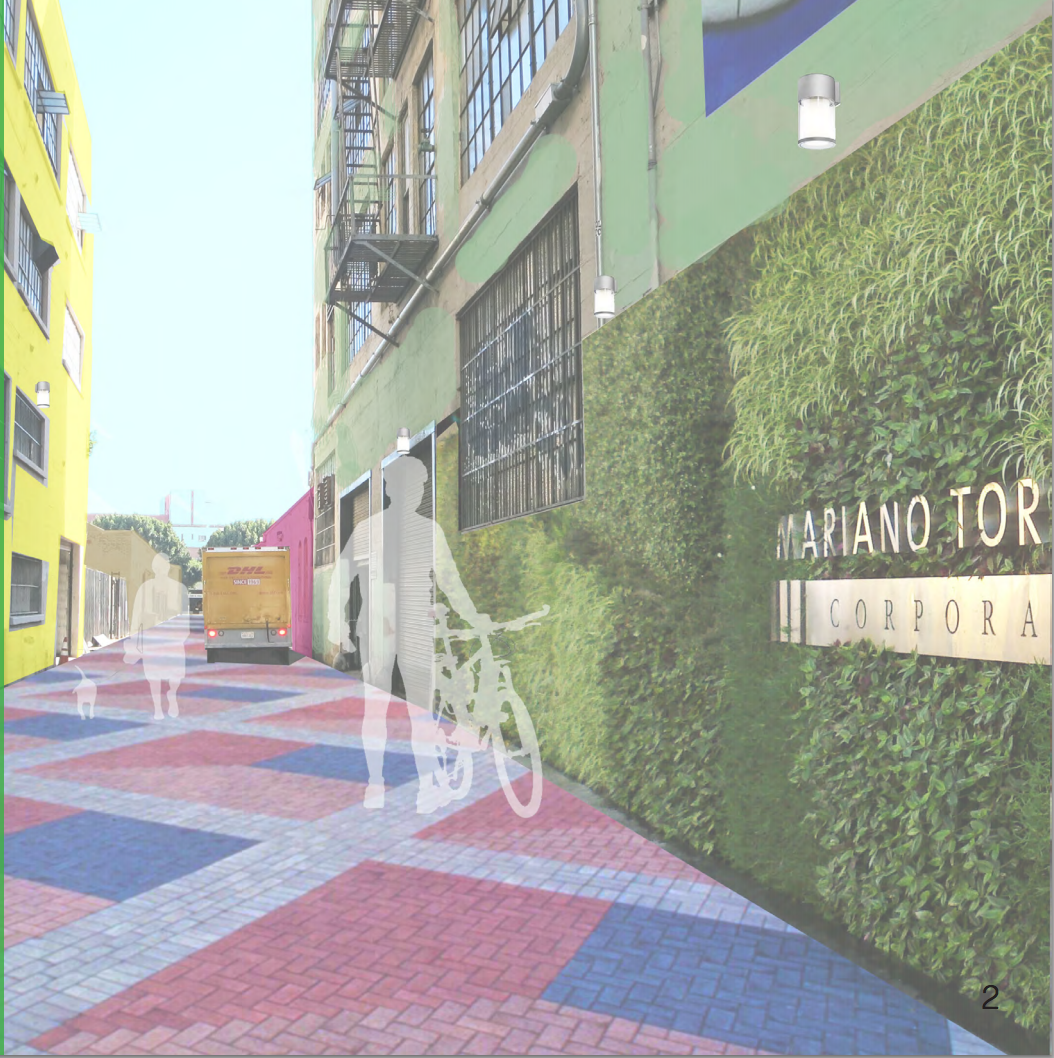 Unless otherwise noted, all images are from ##http://la.streetsblog.org/wp-content/uploads/sites/2/2015/01/Final-Report-10_21-SM-1.pdf##Green Alleys South Park Visioning Report## prepared for the South Park Business Improvement District