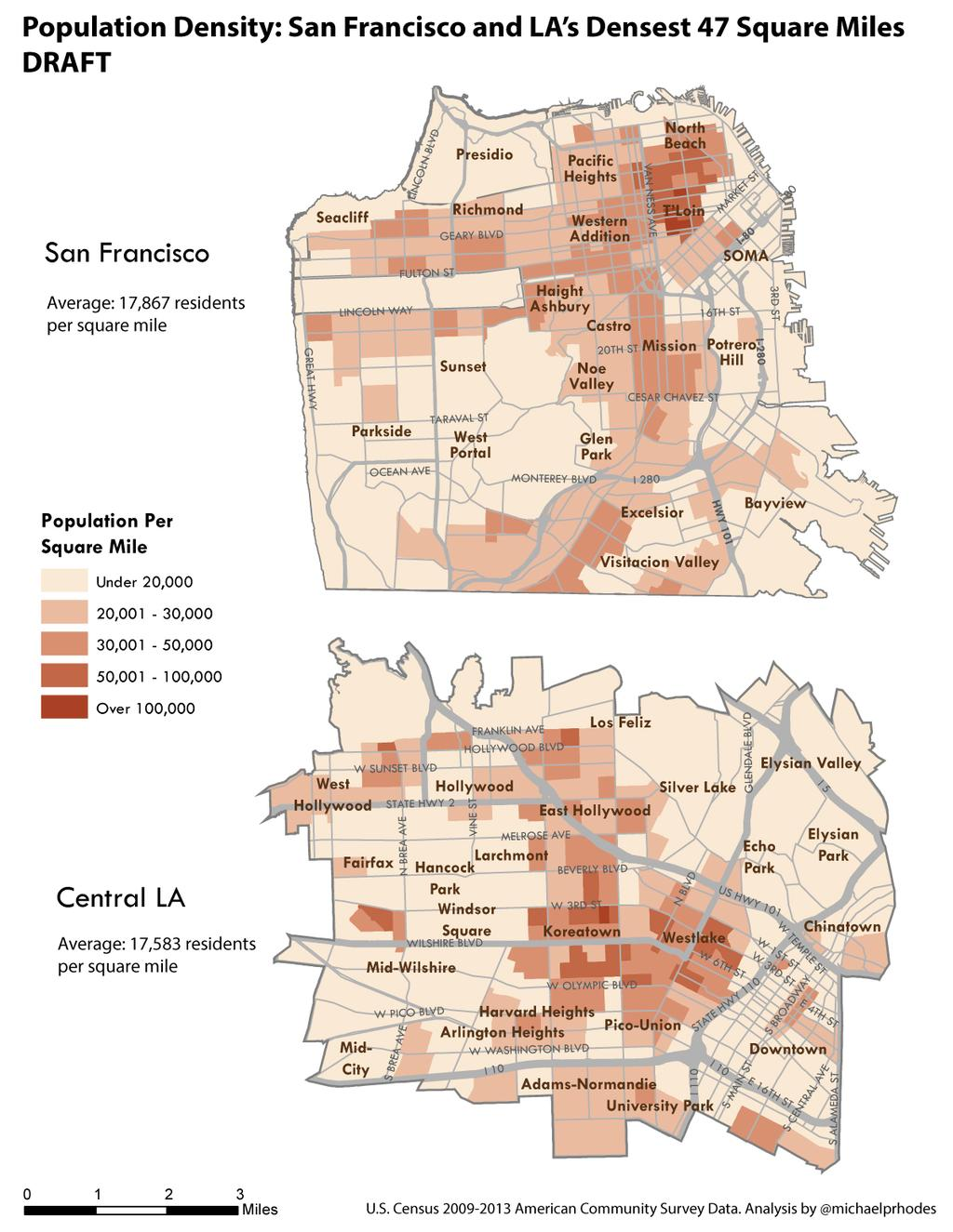 SFCoreLAdensity San Francisco Traffic Map on san francisco traffic court, san francisco bay, hwy 80 map, hw 80 map, city traffic map, orlando traffic map, us highway 80 map, dallas fort worth traffic map, san francisco traffic jam,