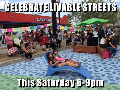 Celebrate with Streetsblog this Saturday!