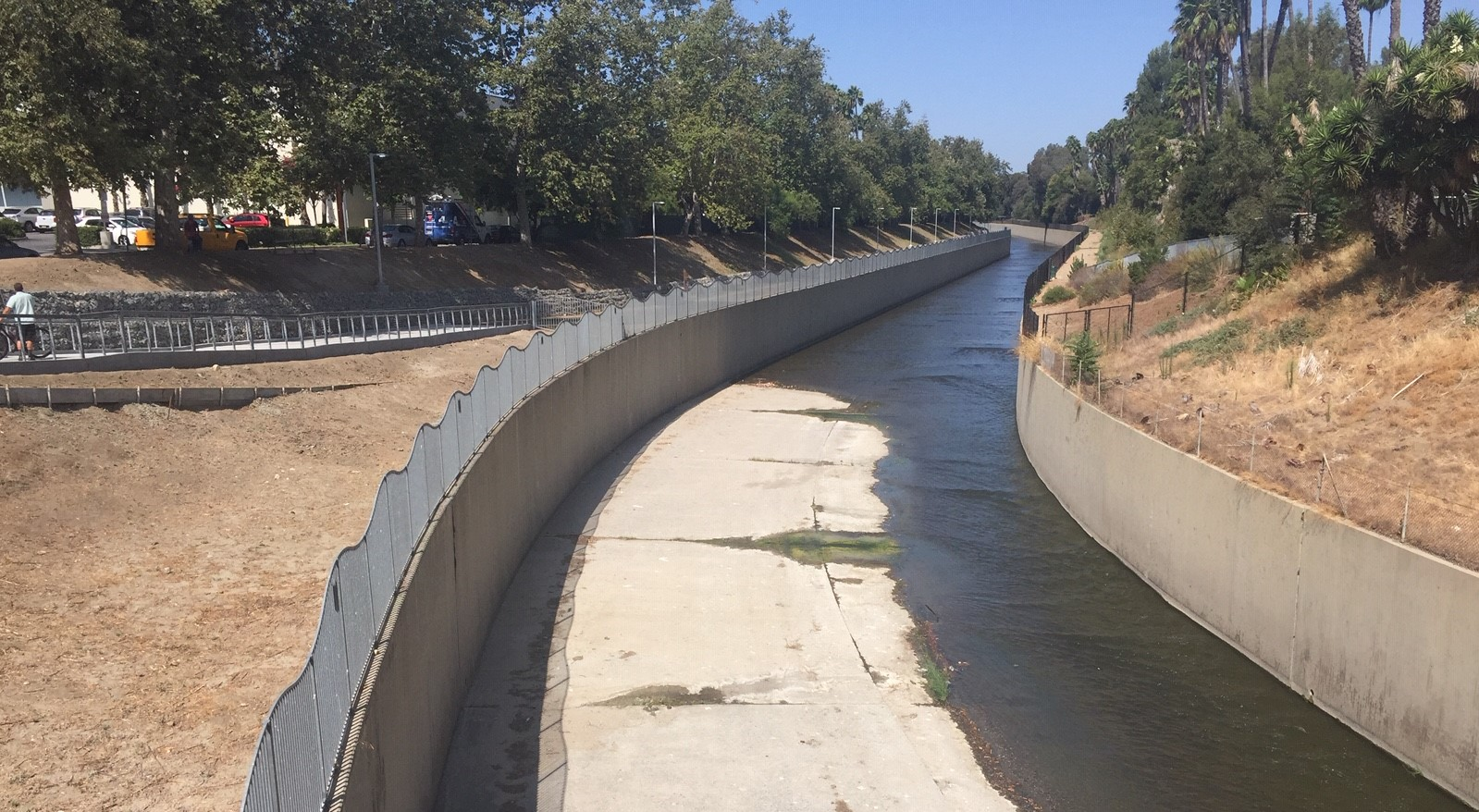 New River Bike Path Segment Opens in Studio City